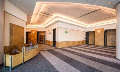 会议室N201婚宴布置