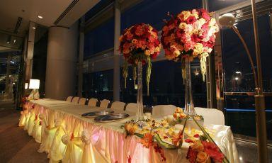 会议室N101婚宴布置