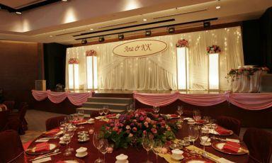 會議室S421婚宴佈置